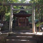 末社 神田神社(こうだじんじゃ) 石上神宮・奈良県天理市布留町