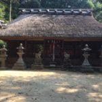 夜都伎神社(やとぎじんじゃ)・奈良県天理市
