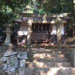 大和稚宮神社(御旅所坐神社) 歯定神社・奈良県天理市