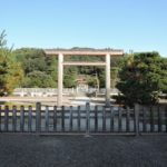 昭憲皇太后(伏見桃山東陵)・京都府京都市伏見区