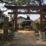 五社神社・奈良県天理市中山町