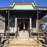 小笠神社(おがさじんじゃ)多聞天神社・静岡県掛川市入山瀬