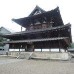 法隆寺 金堂・世界遺産 法隆寺地域の仏教建造物