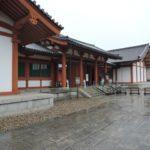 法隆寺 大宝蔵院・世界遺産 法隆寺地域の仏教建造物