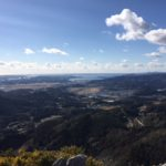 滝沢山(394m)・三岳山(466.3m)・兎荷山(410m)・立須の峰