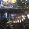 火剣山神社(火剣坊大権現)火剣山砦・静岡県菊川市富田火剣山
