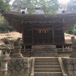 白髭八柱神社(しらひげやはしら)・愛知県岡崎市鳥川町ニンヤ