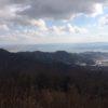 砥神山(252m) 御堂山(363.5m) 五井山(454.2m) 竹島・愛知県蒲郡市