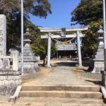 星野神社(ほしのじんじゃ)・豊川市平尾町上貝津
