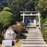 富士ヶ峰神社・富士ヶ峰(124.6m)・愛知県知多郡南知多町