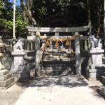 中洲神社(なかすじんじゃ)・知多郡南知多町豊浜中之浦