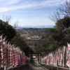 知多本宮山(86.4m)やきもの散歩道・愛知県常滑市