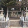 東幡豆 鹿川 神明宮・愛知県西尾市