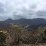 天城山 万二郎岳(1295m) 万三郎岳(1405m) 遠笠山(1197m)