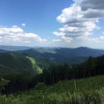 大森山(514m) 城山(656.8m) 弓張山(679m) 阿寺 浅間山(644m)・弓張山地 静岡 愛知県境