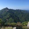 鎌ヶ岳(1161m)・鈴鹿山脈