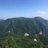 御在所岳(1212m) ・鈴鹿山脈
