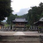 三之宮神社・滋賀県米原市上野