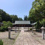 滋賀縣護國神社(しがけんごこくじんじゃ)・滋賀県彦根市
