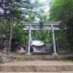 六所神社 上宮・八ケ峰神社・愛知県豊田市坂上町