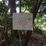 高土山(583m)・愛知県新城市