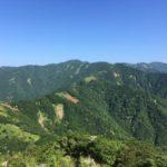 丹沢山(1567m) 塔ノ岳(1491m)・菩提峠~丹沢山ピストン