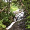 三本滝(日本の滝百選)・長野県松本市安曇