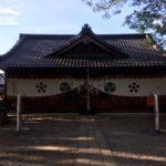 松本神社(まつもとじんじゃ)・長野県松本市丸の内