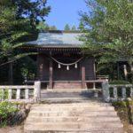 上野平 八幡神社・静岡県周智郡森町三倉(上野平