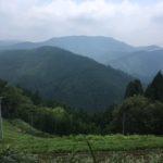 白山(658m)・静岡県春野町 周智郡森町