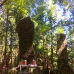 巴山白髭神社 巴山山頂(710m)・岡崎市千万町字巴山