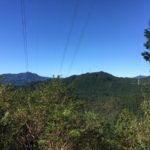 軒山(716.9m)・愛知県北設楽郡東栄町