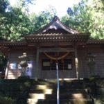 槻神社(つきじんじゃ)・愛知県北設楽郡東栄町大字月