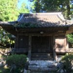 六所神社・愛知県新城市名号
