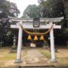 熊野神社・愛知県岡崎市奥殿町西日影