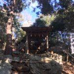 天神社 天神山(82m)・浜松市西区深萩町