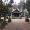 神明 白山神社・愛知県犬山市杁下