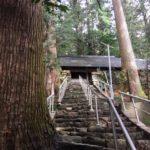 富山 熊野神社・愛知県北設楽郡豊根村富山字大谷