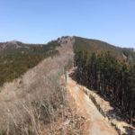 白倉山(1027m) 登気野(911m)・静岡県浜松市天竜区佐久間町