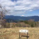 高山(牛ヶ峰)(717m)・静岡県静岡市葵区水見色