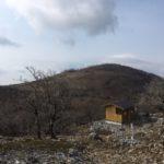 藤原岳(1140m)御池岳(1247m)鈴ヶ岳(1130m)・鈴鹿北部縦走