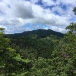 無双連山(1083m) 高山(1094m) 徳山城址