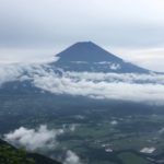 毛無山(1964m) 雨ヶ岳(1772m) 竜ヶ岳(1485m)・縦走