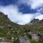 焼岳(2455m)・長野県松本市 岐阜県高山市