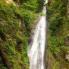安倍の大滝(日本の滝百選)・静岡県静岡市葵区梅ヶ島