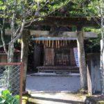 中平 白髭神社(しらひげじんじゃ)・静岡県静岡市葵区中平