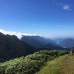 十枚山(1726m) 青笹山(1550m)・縦走