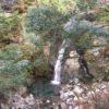 二階滝(にかいだる)・静岡県賀茂郡河津町梨本