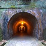 宇津ノ谷トンネル(明治のトンネル)宇津ノ谷隧道・静岡県静岡市駿河区 藤枝市