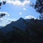 (三ツ瀬)明神山(1016m) 尾籠岩山(710m)・愛知県新城市 北設楽郡